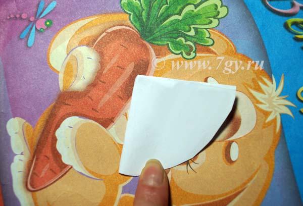 Кувшинка из салфеток своими руками