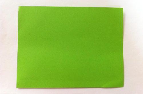 букет цветов из цветной бумаги