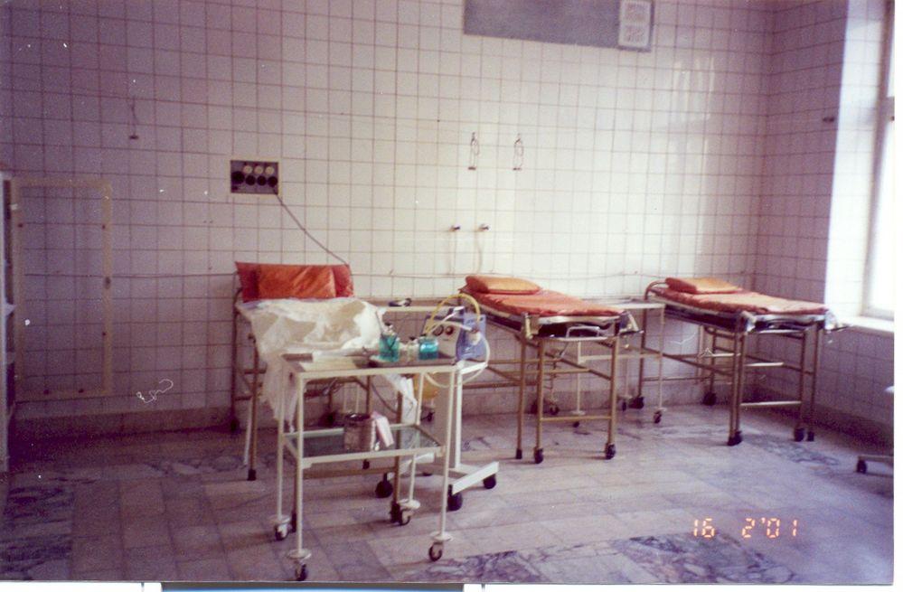 Роды фото родильный зал