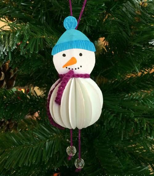 Новогодние поделки снеговика своими руками фото 757