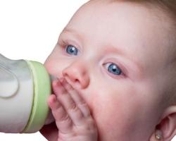 Пищевая аллергия у новорожденного и грудного ребенка