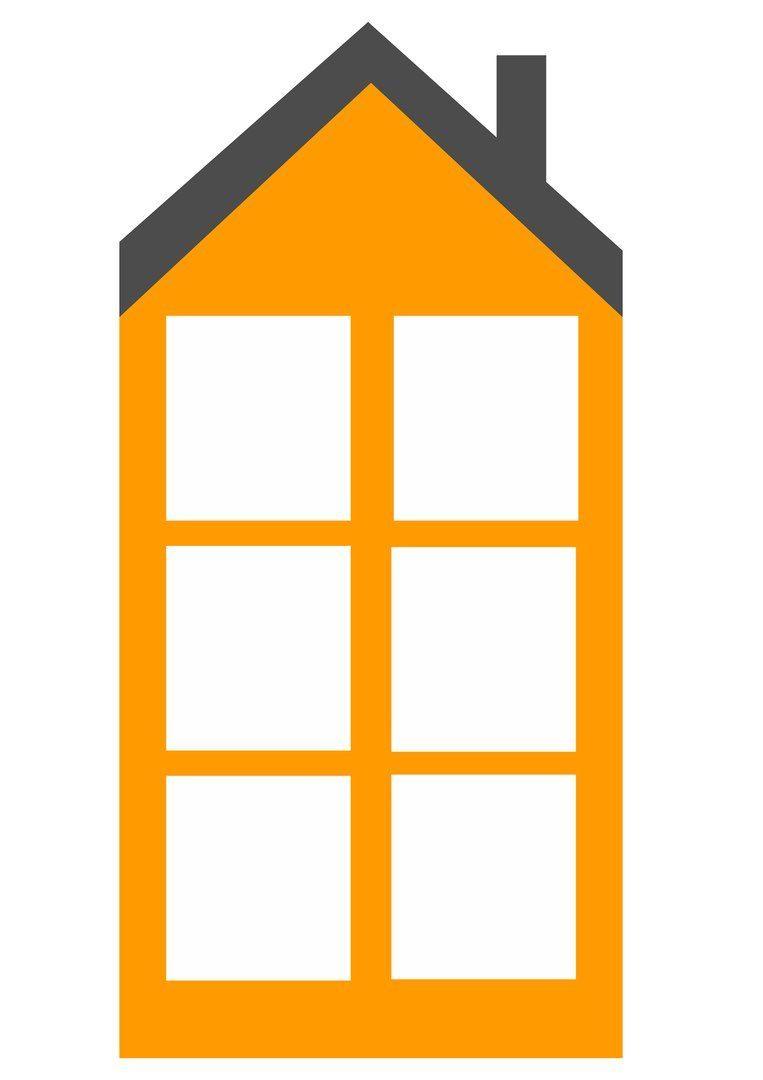 познакомимся картинка домик с окошками разной формы придумали эту