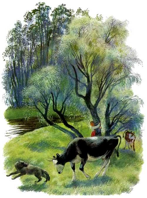 иллюстрации к рассказам ушинского