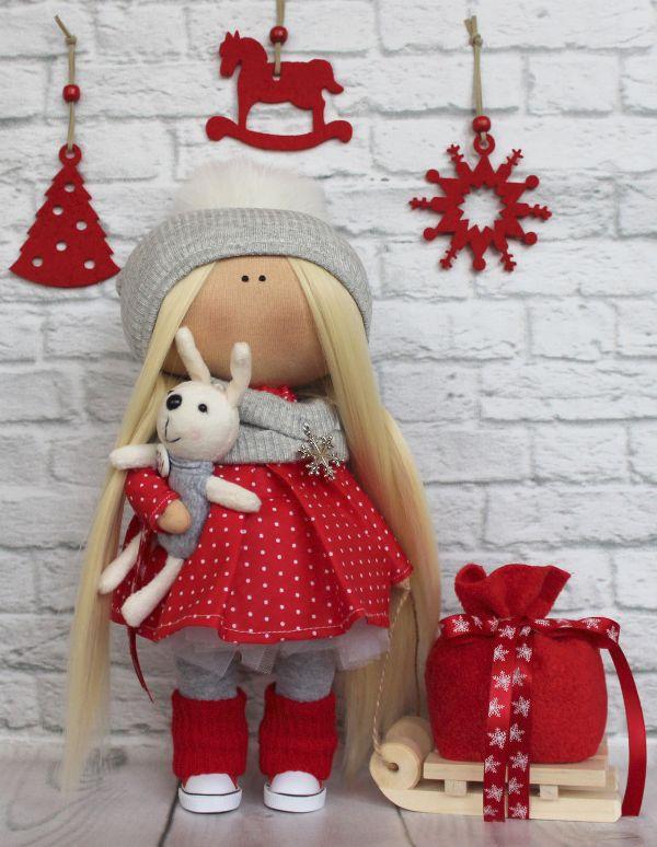 06 Кукла Большеножка: советы по изготовлению, выкройки
