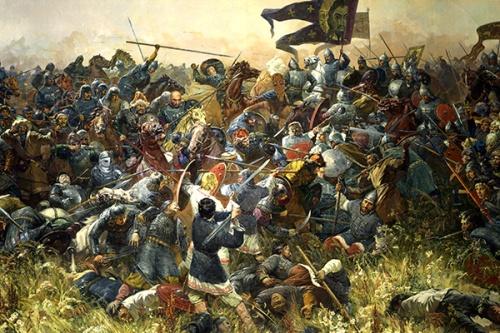 Доклад о дмитрии донском и куликовской битве 8515