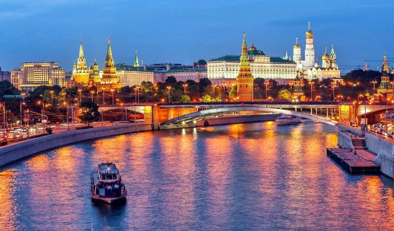 Презентация о Москве