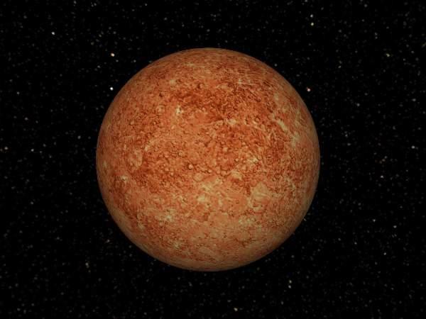 Про планеты солнечной системы для детей. Меркурий