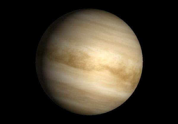 Про планеты солнечной системы для детей. Венера