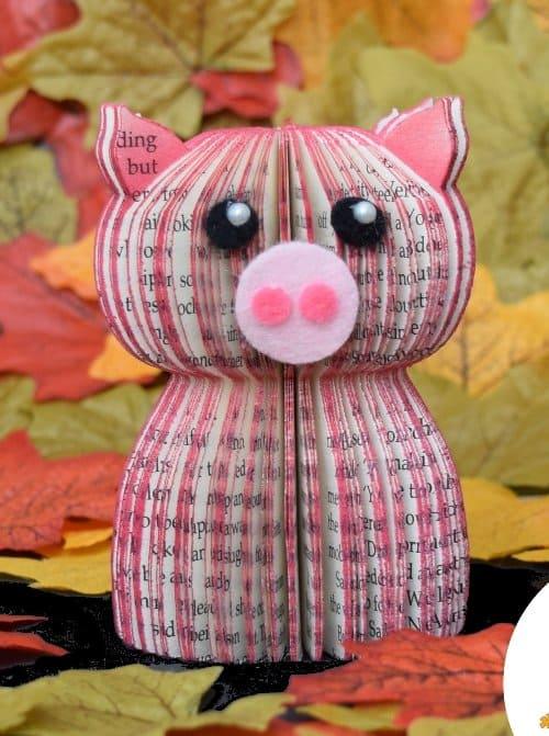 Идеи поделок своими руками на новый год свиньи