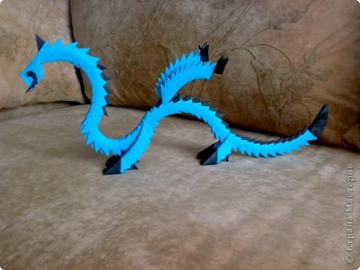 Как сделать поделку дракона фото 407