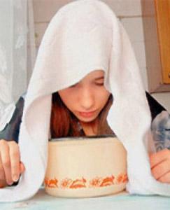 Ингаляции в лечении кашля