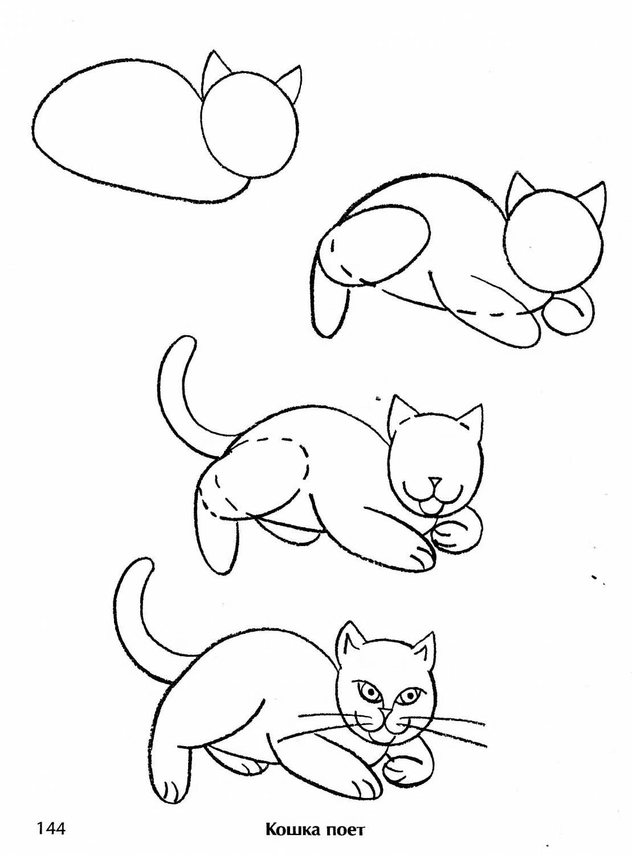 рецепт теста картинки как рисовать кошку исторических достопримечательностей имеет